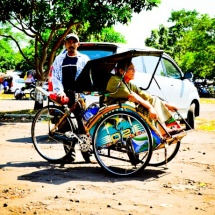 becak - siedysoes
