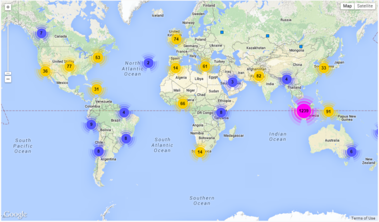 Mapping Your Twitter Follower